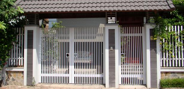 thợ sơn cửa sắt tại Hà Nội chuyên nghiệp
