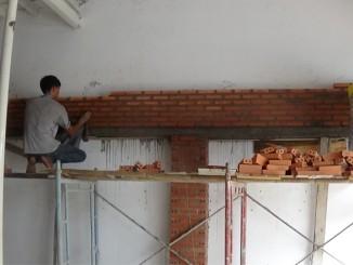 Thợ sơn nhà mới, lăn sơn lại nhà cũ chuyên nghiệp