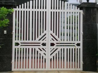 Thợ phun sơn cửa sắt giá rẻ nhất Hà Nội