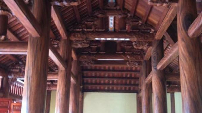 thợ sơn cửa gỗ tại từ liêm