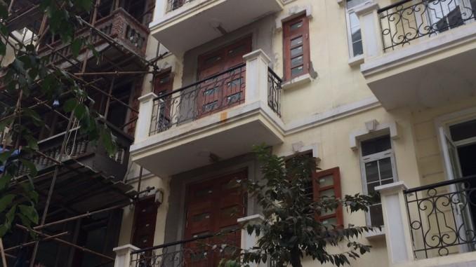 thợ sơn nhà chung cư uy tín