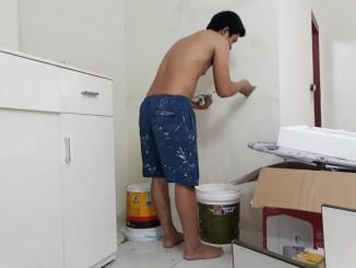 Thợ sơn nhà chung cư chuyên nghiệp tại Hà Nội