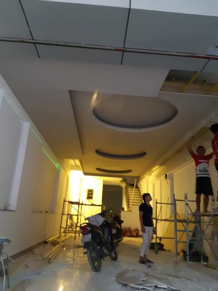 các vấn đề lưu ý khi sơn nhà