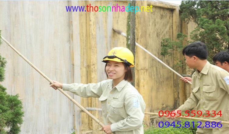 Hướng dẫn cách pha vôi ve quét tường chuẩn nhất
