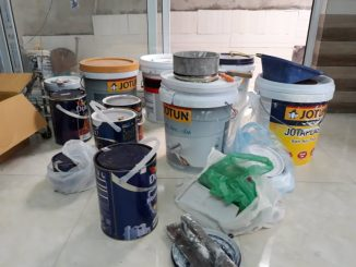 Thợ sơn nhà dân sơn Jotun chuyên nghiệp