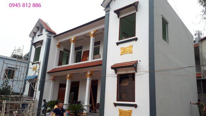Nhà 100 m2 cần bao nhiêu sơn?