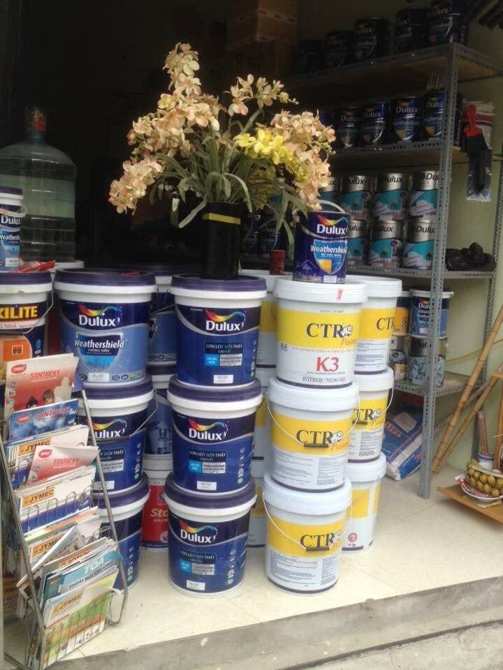 Nhà 100 m2 cần bao nhiêu thùng sơn?