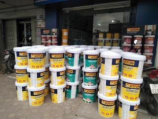 Thợ sơn nhà giá rẻ trọn gói tại hà nội
