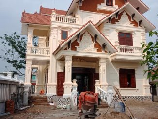 Nên sơn nhà màu gì cho sáng?